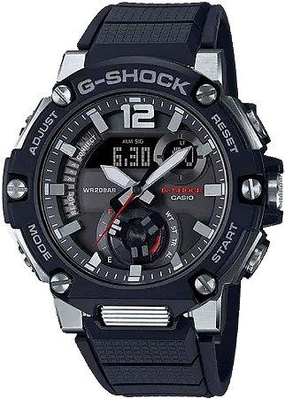Relogio Casio G-SHOCK Solar G-steel Gst-b300-1adr