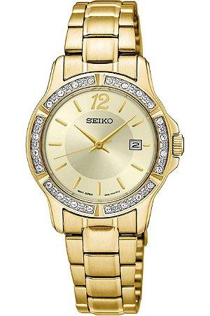 Relógio Seiko Quartz Feminino Sur714b1