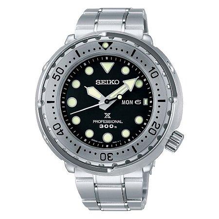 Relogio Seiko Prospex Marine Master 300M Tuna S23633J1 / SBBN049 MADE IN JAPAN