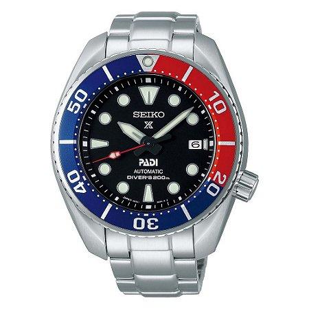 Relógio Seiko Prospex Sumo Padi SPB181J1 / SBDC121