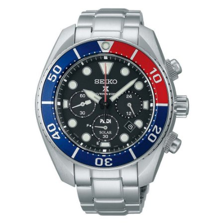 Relógio Seiko Prospex Sumo Padi Safira SSC795J1 / SBDL067