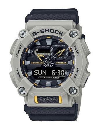 Relogio Casio G-SHOCK GA-900HC-5ADR Heavy Duty HIDDEN COAST