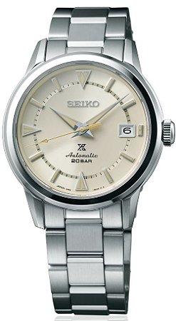 Relógio Seiko Prospex Alpinist reinterpretação SPB241J1 / SBDC145