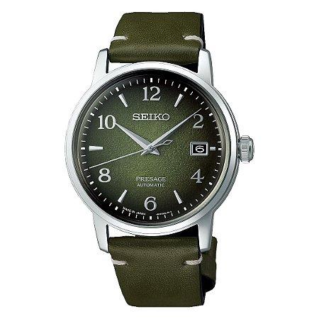 Relógio Seiko Presage RAKU MATCHA SRPF41J1