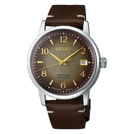 Relógio Seiko Presage RAKU MATCHA SRPF43J1