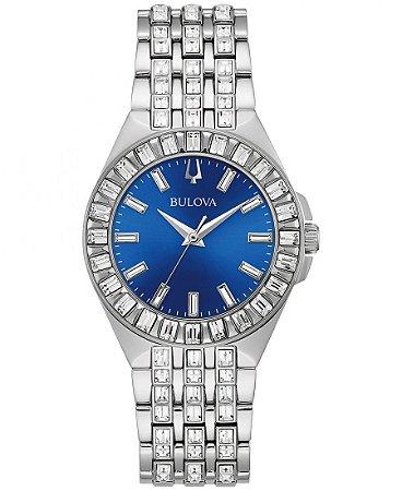 Relógio Bulova Phanton Crystal 96L290 feminino