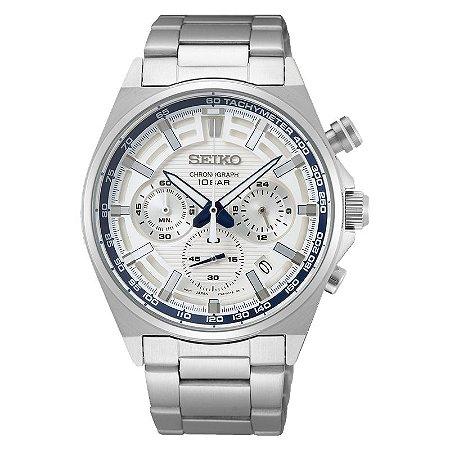 Relogio Seiko cronograph Quartz Ssb395b1masculino
