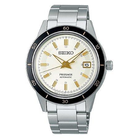 Relógio Seiko Presage Style 60 SRPG03J1