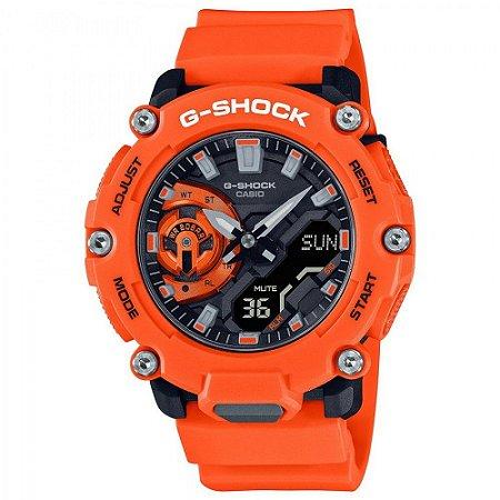Relogio Casio G-SHOCK Carbon Core Guard GA-2200M-4ADR