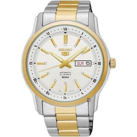 Relógio Seiko 5 Automático SNKP14B1 masculino