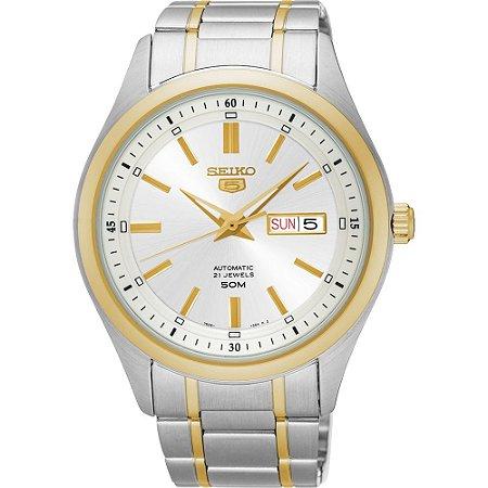 Relógio Seiko 5 Automático SNKN92B1