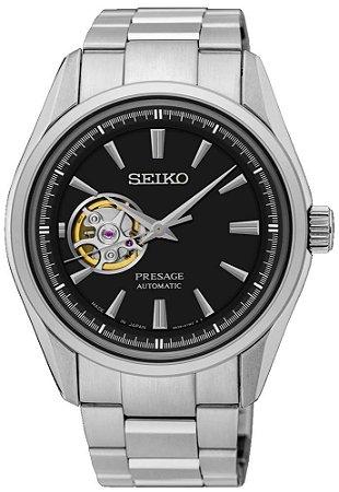 Relógio Seiko PRESAGE Automático SSA357J1 P1SX MADE JAPAN