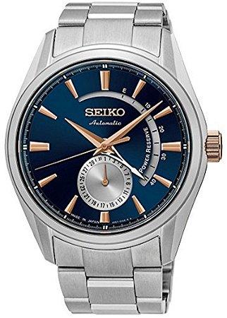 Relógio Seiko PRESAGE Automático SSA309j1 D1SX 60th Anniversary Limited Edition MADE JAPAN