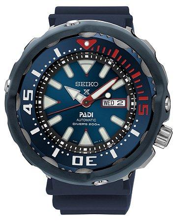 Relogio Seiko Prospex Automático Tuna SRPA83K1 D1DX Diver's PADI EDIÇÃO ESPECIAL MADE JAPAN