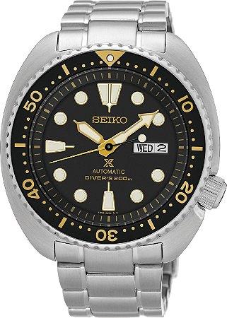 Relogio Seiko TURTLE Prospex Automático Srp775b1