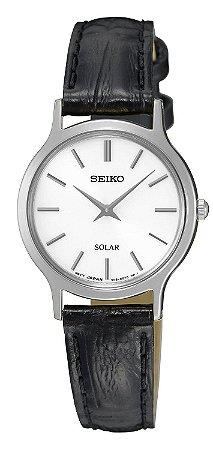 Relógio Seiko Solar SUP299B1 Feminino