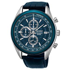 Relógio Seiko cronograph QUARTZ  SSB177B2 masculino