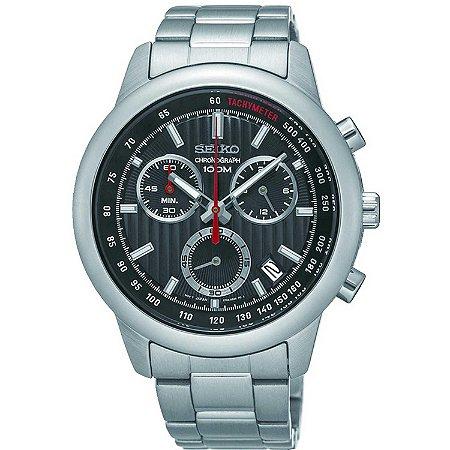 Relógio Seiko QUARTZ cronograph ssb205b1