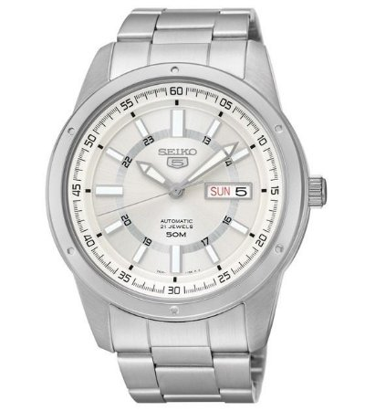 Relógio Seiko 5 Automático SNKN09B1