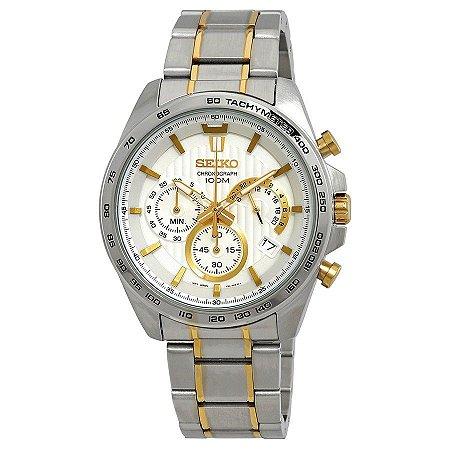 Relógio Seiko cronograph QUARTZ  SSB309B1 Masculino