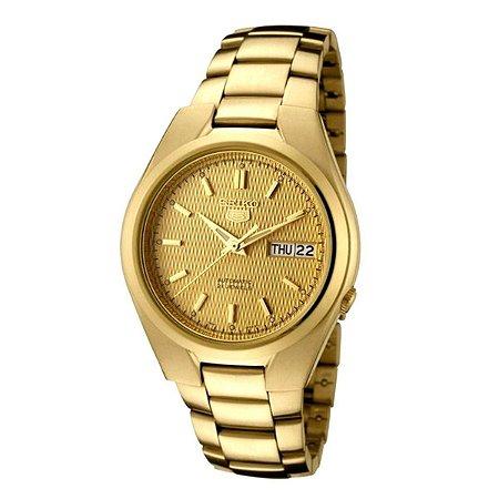 8274981fd39 Relógio Seiko 5 Automático SNK610B1 masculino - Relojoaria Impala ...
