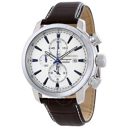 Relógio Seiko cronograph QUARTZ Snaf51B1 masculino