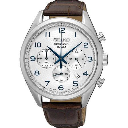 Relógio Seiko cronograph QUARTZ  SSB229B1 Masculino
