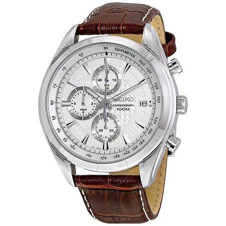 Relógio Seiko cronograph QUARTZ  SSB181B1 masculino