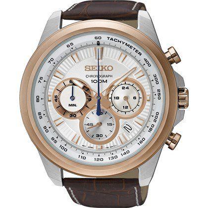 Relógio Seiko Quartz cronograph ssb250b1 Masculino