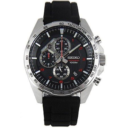 Relógio Seiko cronograph QUARTZ  SSB325B1 masculino