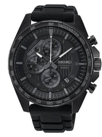 Relógio Seiko cronograph QUARTZ  SSB327B1 masculino