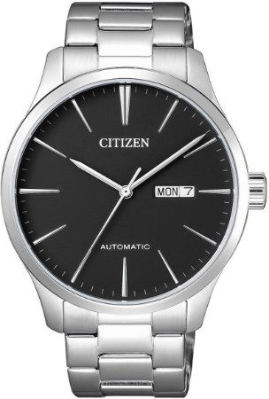 Relógio Citizen automático Elegant masculino NH8350-83E / TZ20788T