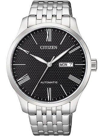 Relógio Citizen automático Elegant masculino NH8350-59E / TZ20804T