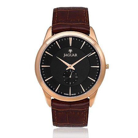 Relógio Jaguar Quartz Masculino J020BRL01 SWISS MADE