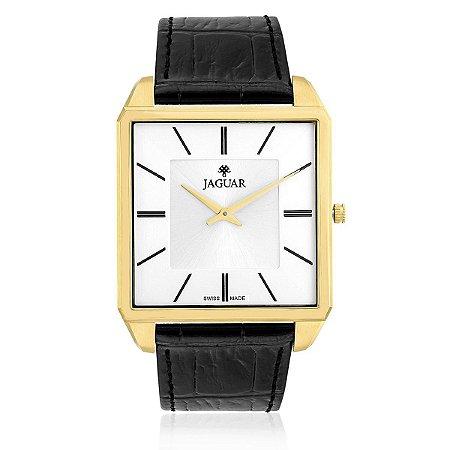 Relógio Jaguar Quartz Masculino J040AGL01 SWISS MADE