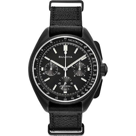 Relógio Bulova Moon Precisionist Quartz Masculino 98A186