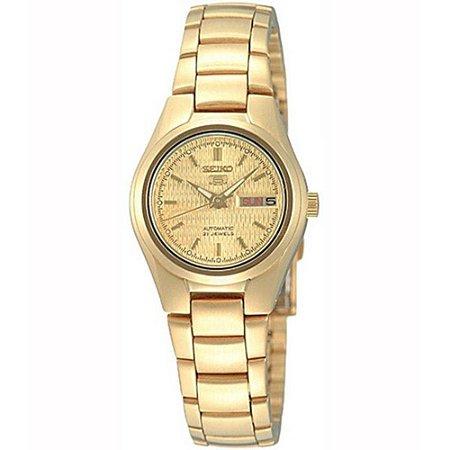 Relógio Seiko 5 Automático Feminino SYMC18B1