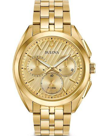 Relógio Bulova Curv Precisionist Quartz Masculino 97a125
