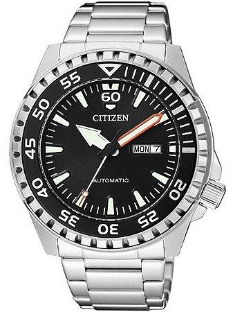 Relógio Citizen Automático Marine Sport masculino NH8388-81E / TZ31203T