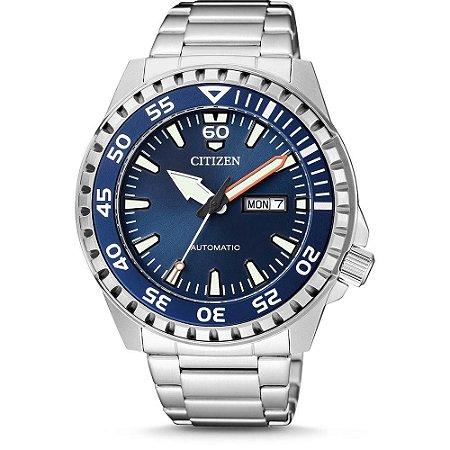 Relógio Citizen Automático Marine Sport masculino NH8389-88L / TZ31203F