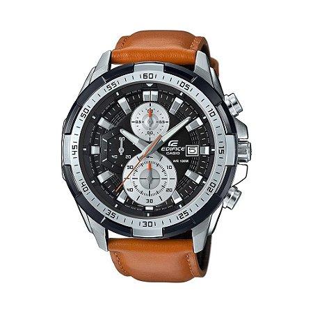 Relógio Casio Masculino Edifice Cronógrafo EFR-539L-1BVUDF
