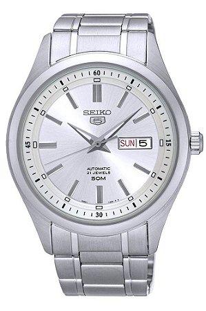 miglior servizio 9e24d ebbaf Relógio Seiko 5 Automático masculino SNKN85B1
