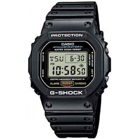 Relogio Casio G-SHOCK DW-5600E-1VDF