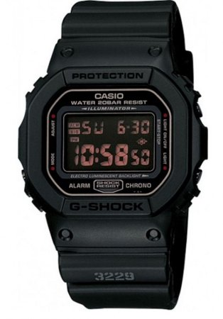 Relogio Casio G-SHOCK DW-5600MS-1DR