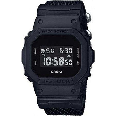 Relogio Casio G-SHOCK DW-5600BBN-1DR CORDURA