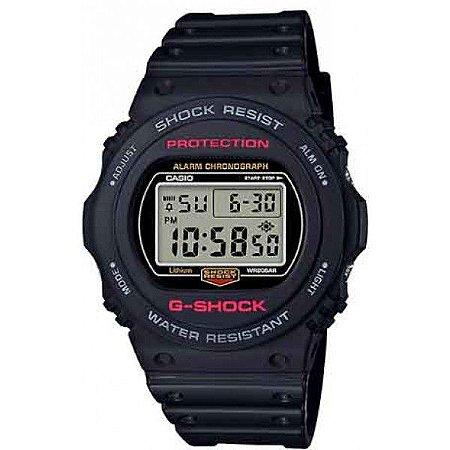 Relogio Casio G-SHOCK DW-5750E-1BDR REVIVAL
