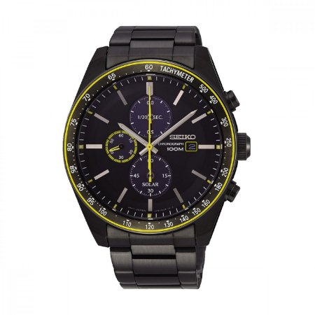 Relógio Seiko cronograph SOLAR SSC723B1 Masculino