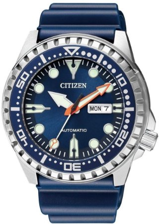 Relógio Citizen Automático Marine Sport masculino NH8381-12L / TZ31123F