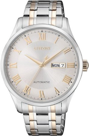 Relógio Citizen automático Elegant masculino NH8366-83A / TZ20797B