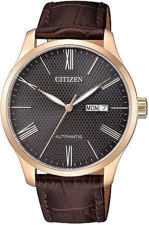 Relógio Citizen automático Elegant masculino NH8353-00H / TZ20804P